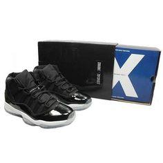 $53.12! Cheap Air Jordan shoes for sale now!Order Air Jordan 11 XI Retro Shoes - Black, check www.jordansale2013.com .