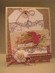 Notably Ornate card - anything country