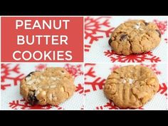These super delicious Peanut Butter Cookies use just four ingredients use just four ingredients and couldn't be any easier to make. Which of the three flavor...