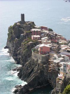 Corniglia, Cinque Terre Italy