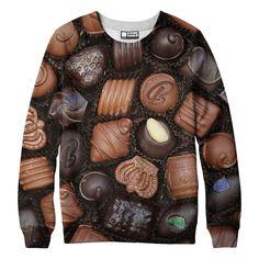 Box of Chocolates Sweatshirt from Beloved Shirts