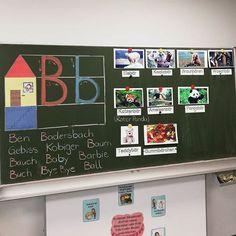 "Stef auf Instagram: ""Bb wie gaaaaanz viele Bären. 🐻🐨🐼🐻🐨🐼🐻🐨🐼🐻🐨🐼🐻🐨🐼🐻🐨🐼 . . . . . Aktuell dreht sich bei den Pandas alles um das Bb. Passend zu den Fibelseiten…"" Classroom Management Plan, Teacher Resources, Teaching Kids, Literacy, How To Plan, Education, Photo Wall, School, Instagram"