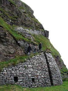 Whaligoe Steps, near Wick, Scotland