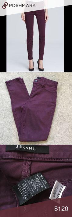 J Brand Skinny  Size 29 Excellent condition 😍 No trade 🚫 No model 💃🏻 J Brand Pants Skinny
