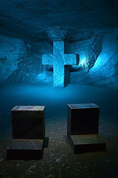 The Salt Cathedral ~ Zipaquirá, Columbia
