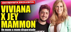 VIVIANA X JAY MAMMON  http://elsensacional.infonews.com/nota/11604-viviana-por-jey-mammon-un-mano-a-mano-disparatado-exclusivo-de-el-sensacional/