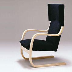 Arm Chair, Alvar Aalto