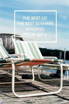 The most popular summer reading books as chosen by the readers. There are ten great books to choose from here that will be every bit as enjoyable this fall. #books #reading