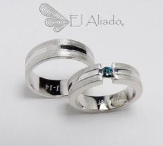 https://flic.kr/p/zQ4AnD | 912. Argollas de matrimonio en oro blanco y diamante azul de 10 puntos. | www.elaliadojoyas.com info@elaliadojoyas.com Cel. 3203066543 - 3105753129 - 3002859190 Bogotá - Colombia