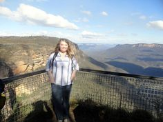 Girl Scout Katie A. is already a globetrotter!  She has went on FOUR Girl Scout destinations.  Read about her recent trip to New Zealand, Australia & Fiji!