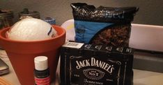 It is always difficult to find a gift for a man that has absolutely everything & completely hates it when you buy him a gift, even if it is. Man Bouquet, Jack Daniels Bottle, Whiskey Gifts, Absolutely Everything, Gift Baskets, Gifts For Him, Cocktails, Gift Ideas, Party