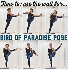 There are a lot of yoga poses and you might wonder if some are still exercised and applied. The answer is yes. Yoga poses function and perform differently. Each pose is designed to develop one's flexibility and strength. Yoga Meditation, Yoga Flow, Bikram Yoga, Yoga Inspiration, Yoga Fitness, Bird Of Paradise Yoga, Strength Yoga, Basic Yoga, Yoga Exercises