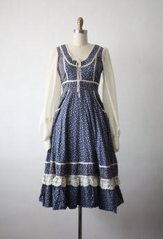 vintage gunne sax dress by 1919vintage on Etsy