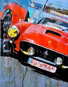 Classic Cars on artfan.de. http://www.artfan.de/kunst_kaufen-portfolio/classic_cars.html