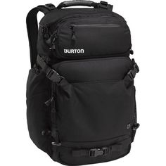 Specialized backpack for the photographers out there. Burton's Focus Camera Backpack features ample storage for all your gear with easy access compartments that make sure you get the shot. Heater pock