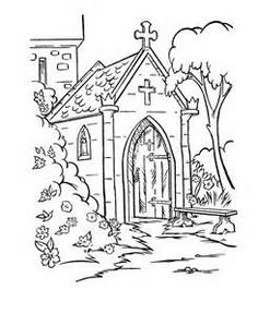 medieval feast coloring pages - photo#28