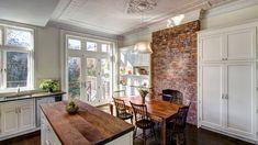 Park Slope Brownstone – Ben Herzog Architect, PC Sweet Home, Park, Living Room, Kitchen, Table, Kettles, Furniture, Extensions, Room Ideas