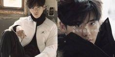 'New Balance' x 'Cosmopolitan' reveal their collab teaser featuring Lee Jong Suk! Lee Jong Suk, Cosmopolitan, Teaser, New Balance
