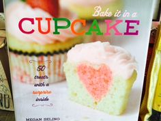 So many fun ideas for cupcakes in here! My girls would be in heaven! Heritage Gift Shop, 801.582.1846. Bake it in a Cupcake #yummy #sweets #baking
