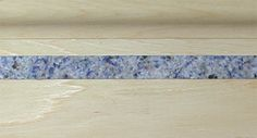 molding baseboard--Azul Bahia