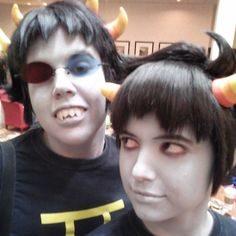 krazorspoon // AWWWWW HELL YIS COUPLE OF MY FAV COSPLAYERS