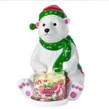 Product Image of Beary Merry Jar Holder