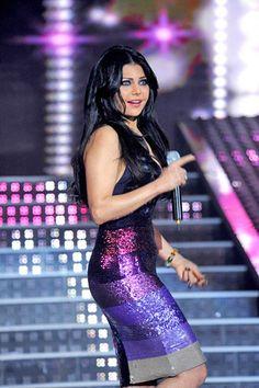 haifa wehbe chest sexy