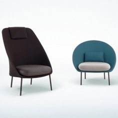 """Mut Design launches """"male"""" and """"female""""  outdoor chairs for Expormim"""