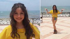 Entrevista a Karol Sevilla - Zona Fan - Disney Channel España