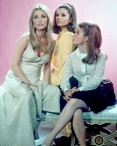 Valley Of The Dolls.1967. Sharon Tate,Barbara Parkin and Patty Duke Astin.
