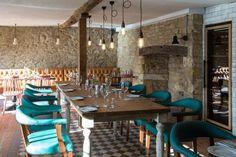 An Old World Inn in Cotswolds Gets a Modern Renovation http://bit.ly/1MOYnzq