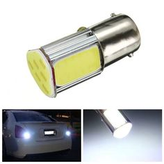 1156 G18 Ba15s 4 COB Car LED Turn Signal Rear Light  Worldwide delivery. Original best quality product for 70% of it's real price. Buying this product is extra profitable, because we have good production source. 1 day products dispatch from warehouse. Fast & reliable shipment (7-25...