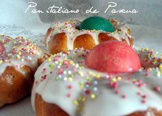 Mi abuelita Caro: Pan italiano de Pascua (Italian Easter bread)