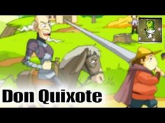Don Quixote - Bedtime Story Animation | Best Children Classics HD - YouTube