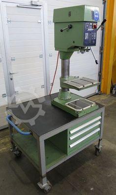 Tischbohrmaschine FLOTT TB-23 L