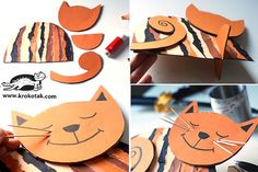 Kitten - easy decoration