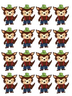 lobo mau chapeuzinho vermelho Pig Party, Baby Party, Red Riding Hood Party, Little Red Ridding Hood, Fairy Tales For Kids, Three Little Pigs, Paper Dolls, Girl Birthday, Party Themes