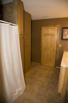 e48feca26ef H1 Brookside Master Bathroom Master Bathroom, Large Bedroom, Shower, Loft,  Curtains,