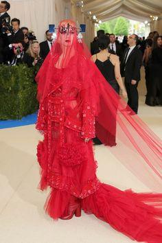 La alfombra roja de la Gala del MET 2017 © Getty Images