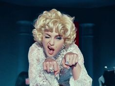 Madonna does Marilyn take 2