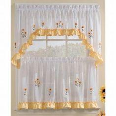 New Country Primitive Burlap Sunflower Curtain Window Valance Country Primitive Window