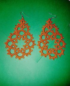 orecchini a chiacchierino, by bijoux e co, 4,00 € su misshobby.com