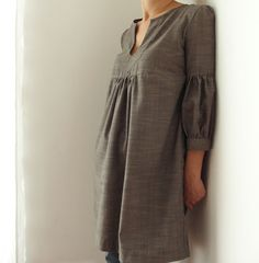 dress or tunic by isabel amyo on etsy: this is exactly my style