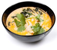 Příprava polévky Tom Yum | Sushitime blog Thai Red Curry, Ethnic Recipes, Blog