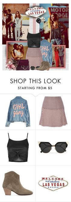 """Trip"" by bklana ❤ liked on Polyvore featuring Free People, High Heels Suicide, Raoul, Topshop, Fendi, Isabel Marant, Chloé and Guide London"