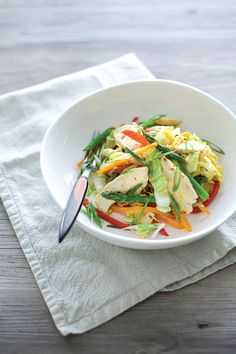 Check out this 25-minute stir-fry from Clean Eating that is loaded with fresh veggies like asparagus. It bursts with bright, lemony flavor and plenty of crunch. CleanEatingis not a diet; it's a lifestyle approach tofood. Our magazine features delicious, healthy recipes and weight loss meal plans that highlight real foods and natural ingredients. Join ourmailing …