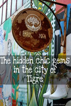 The hidden chic gems in the city of Tigre