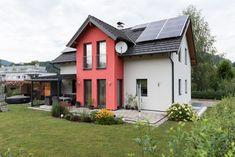 Satteldach, Erker, Pergola, Trend 146 S Pergola, Trends, Mansions, House Styles, Home Decor, Gable Roof, Decoration Home, Manor Houses, Room Decor