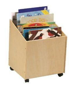 Amazon.com: Toy Storage - Big Book Storage Box - Guidecraft - G6429: Toys & Games