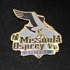 Osprey Primary Logo Lapel Pin